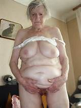 70 years old granny