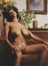 ... image by Avrgjoe: Vintage black woman with big tits and hairy pussy
