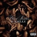Kelly – Black Panties (Album Cover & Tracklist) | CantStopHipHop