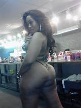 Trina Shows Off Her Sexy Swimsuit Body For Vibe